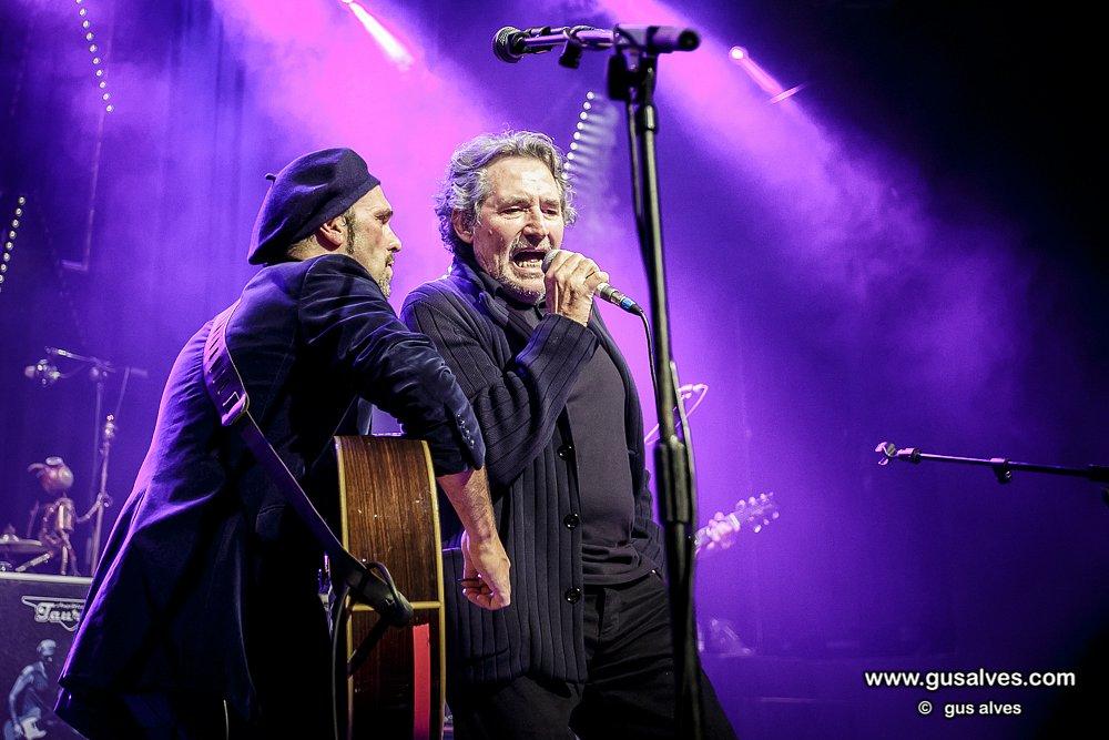 Ricardo Marín y Miguel Ríos